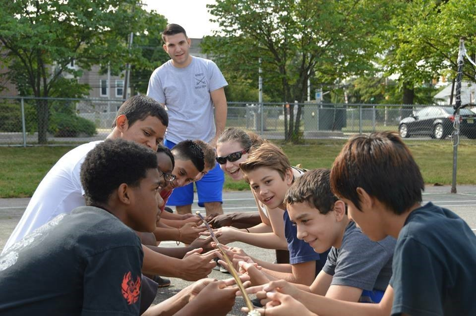 LHS NJROTC Cadets assisted the Naval Science Instructors last week as the unit conducted orientation for the incoming freshmen class of cadets