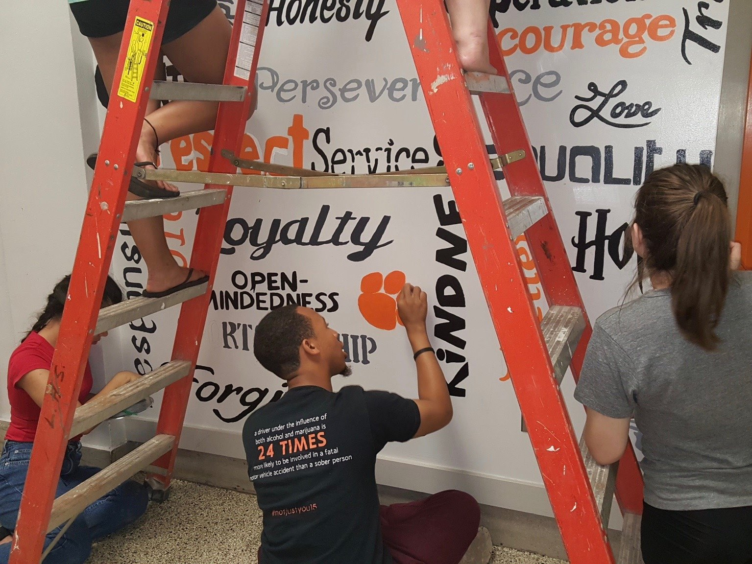LHS Class of 2016 Create Word Wall