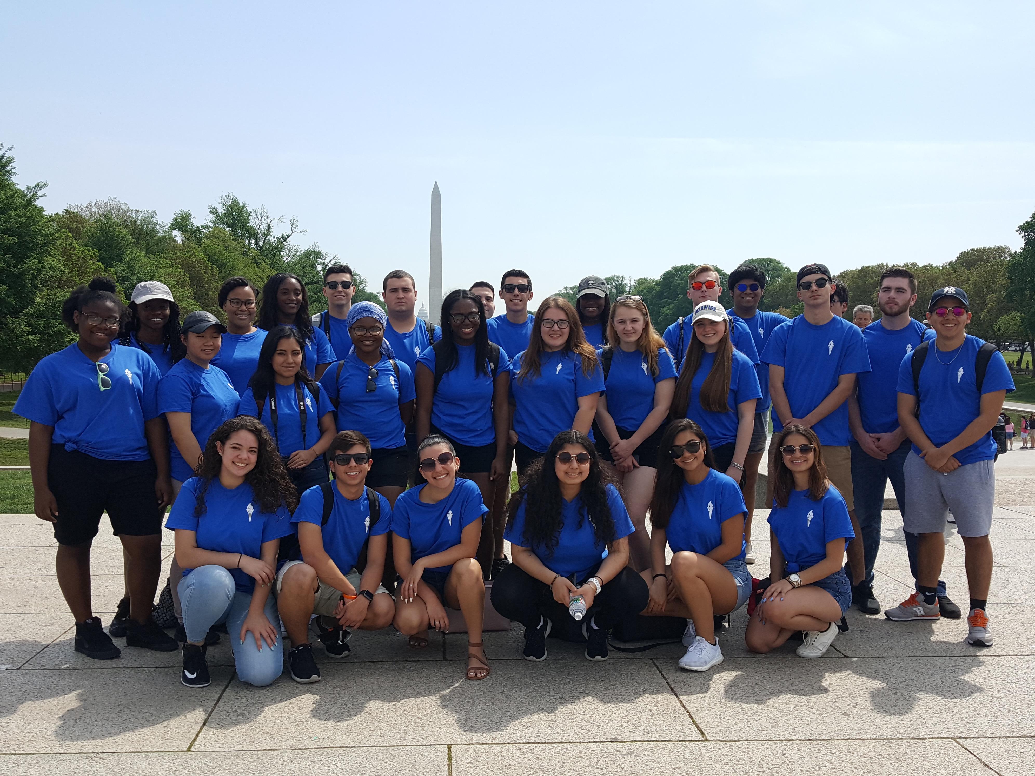 National Honor Society Washington DC Trip