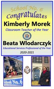 Teacher of the Year 2020-2021