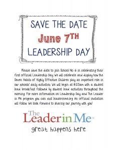 Leadership Day June 2017