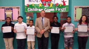 Students of the Month 9/14